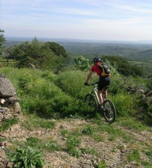 Cycling in SW Portugal