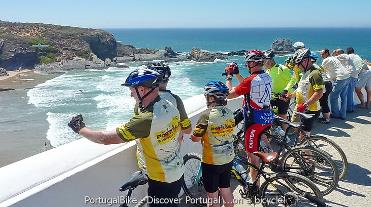cycle the coast of the wild southwest of Portugal