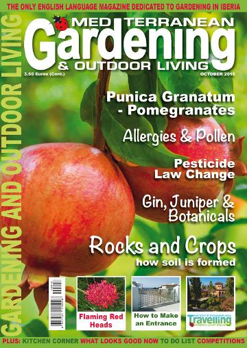 Mediterrranean gardening and outdoor living magazine